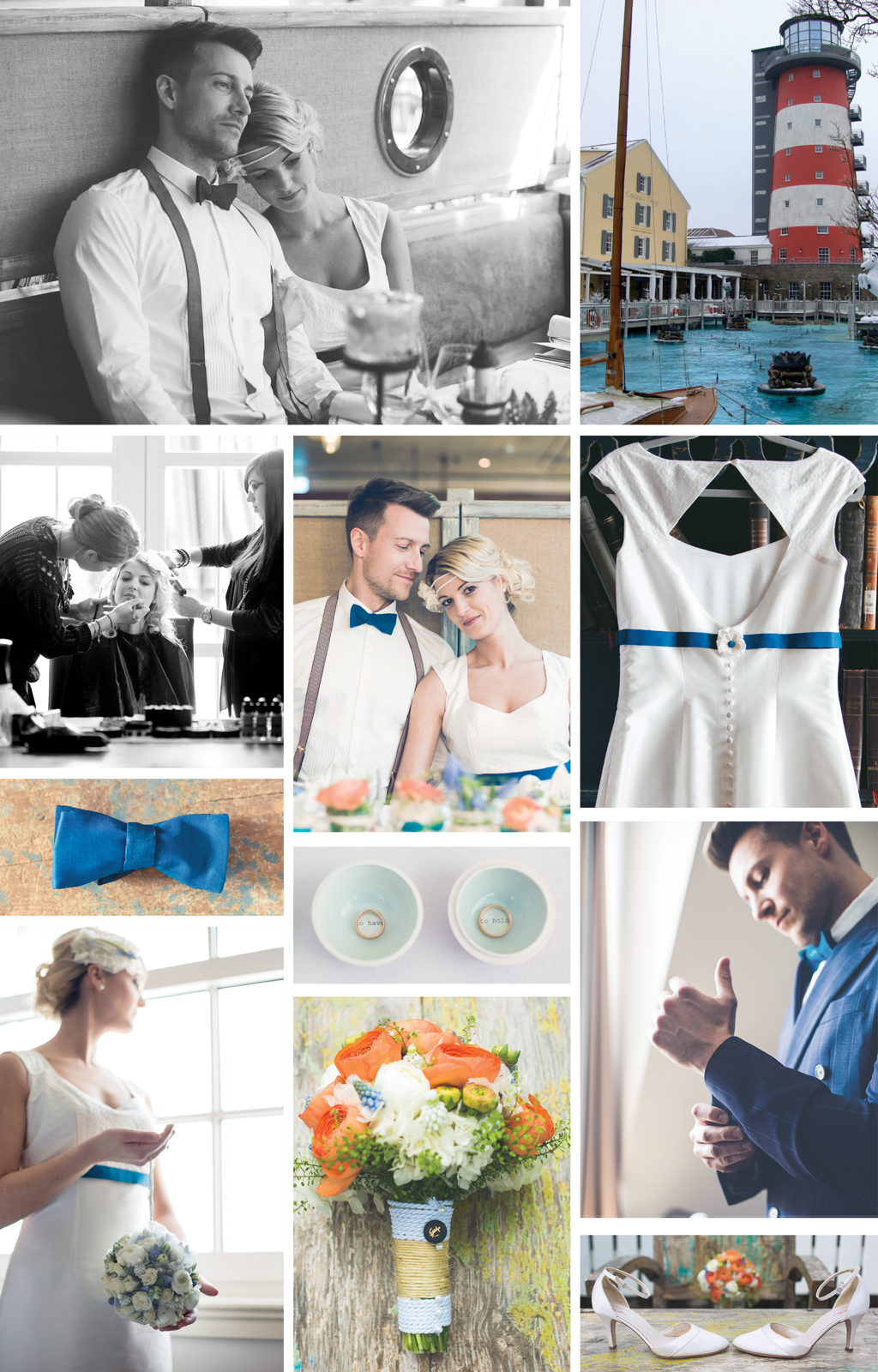 Styled Shoot Maritim Love