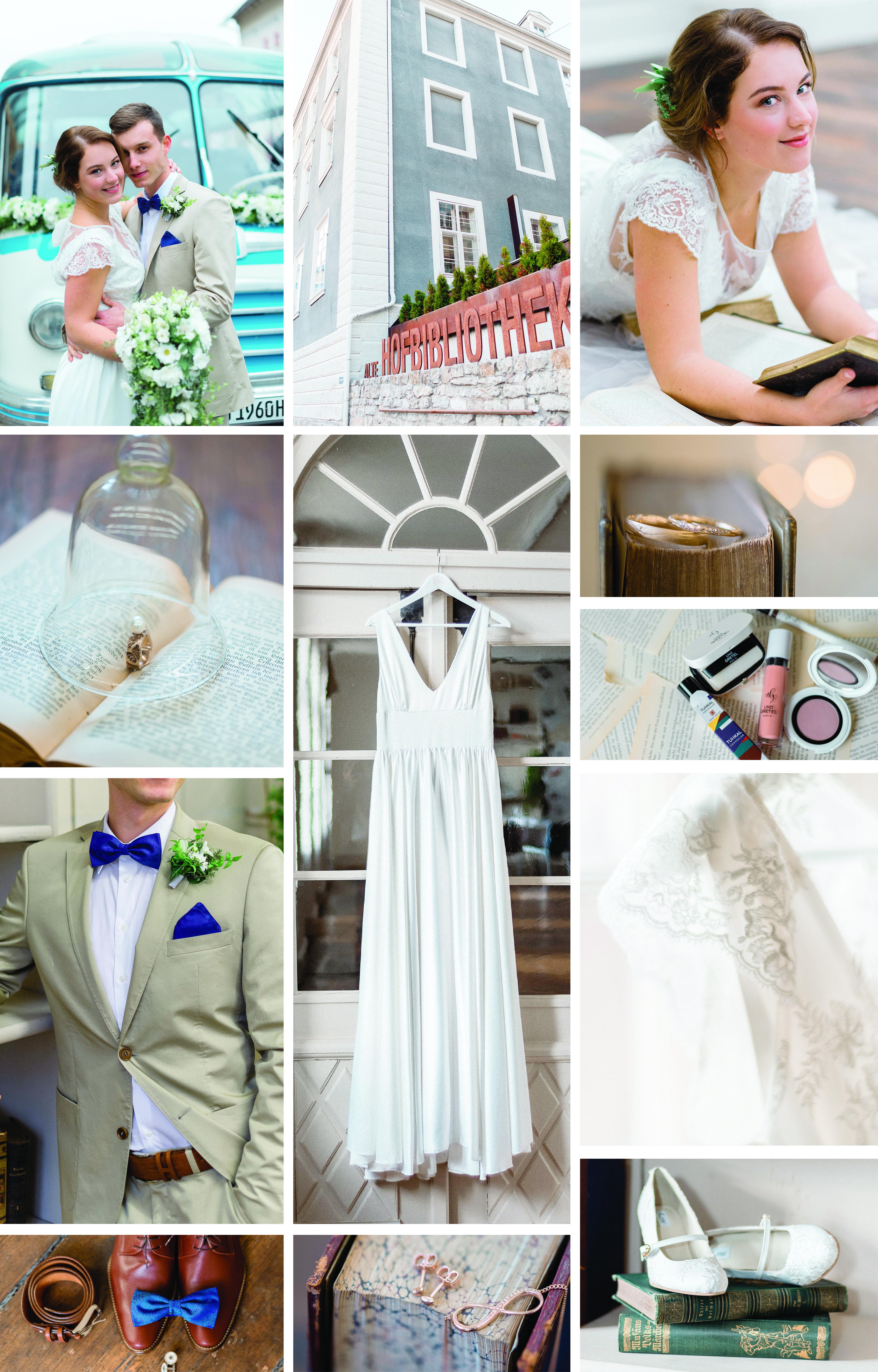 Styled Shoot Nachhaltig heiraten