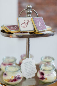 Tiny Wedding Sweet Table