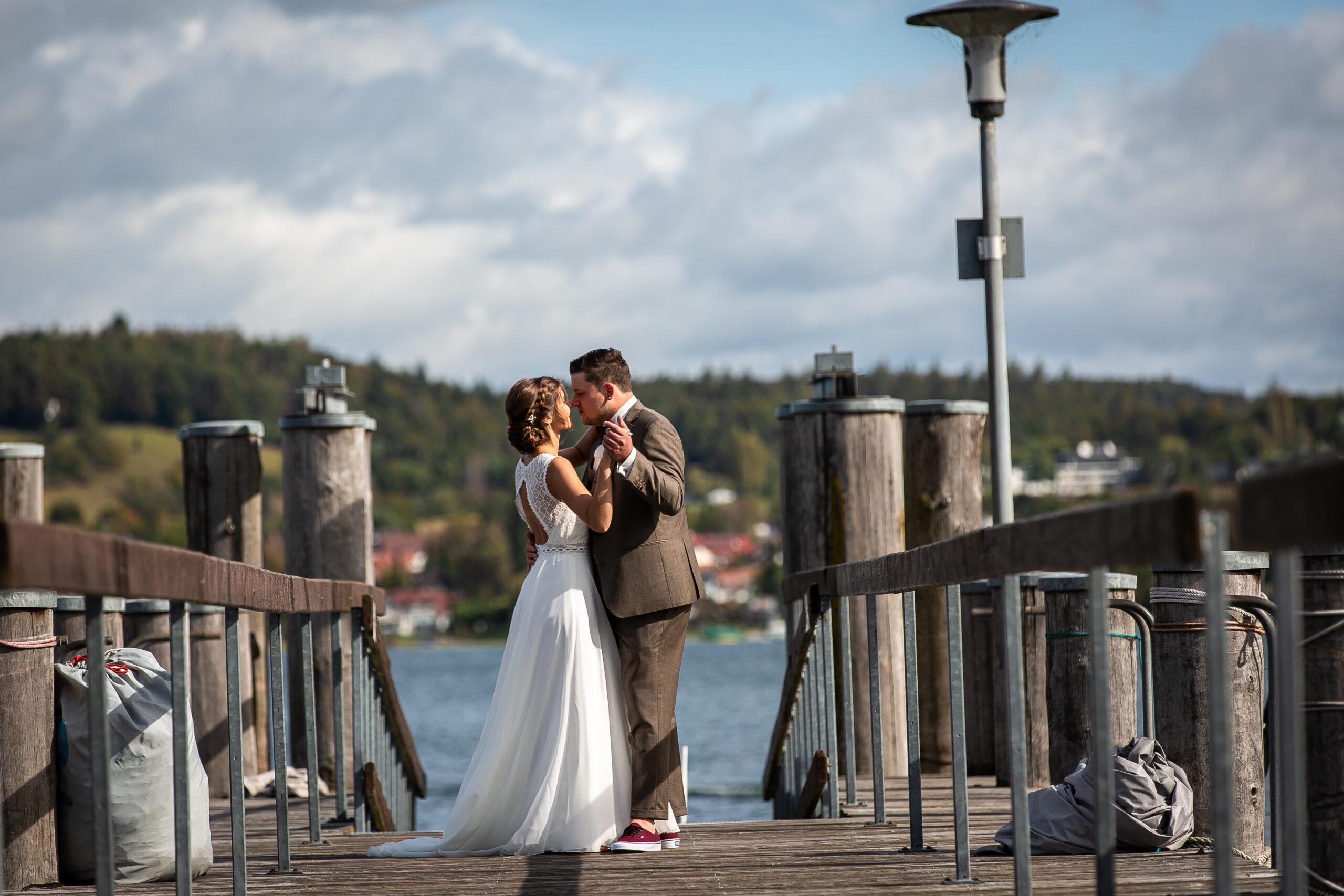 Bodensee Hochzeit – Romantik pur